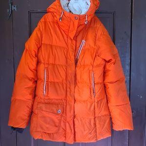Lole winter down coat